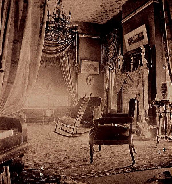 Victorian Homes Interior | Pratt Campbell Mansion   Interior View; Wichita,  KSu2026