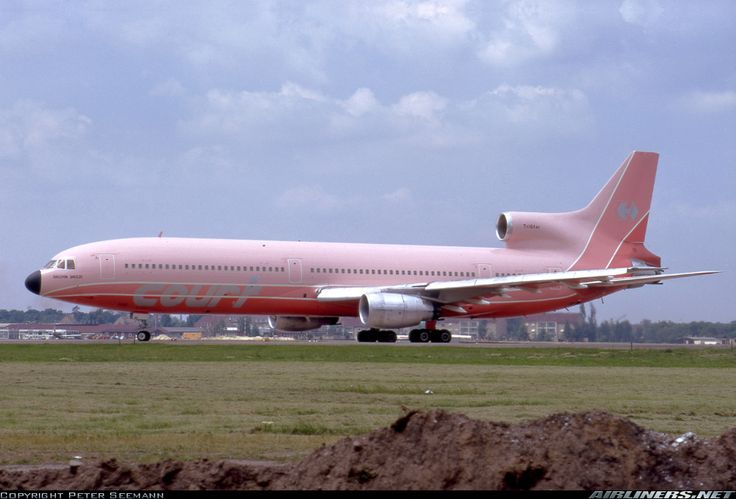 Court Airlines Lockheed L-1011-385-1 TriStar