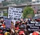 E-toll protests planned for Feb 11 and Feb 25, plus unions want a work stayaway on March 7