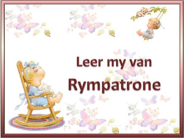 Leer my van Rympatrone