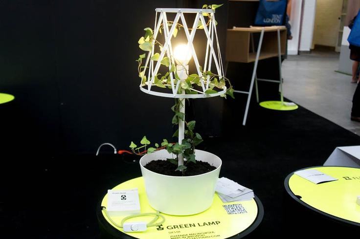 Green Lamp at Tent London 2012