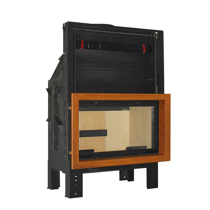 insert cadre rouille e900 rouille leroy merlin. Black Bedroom Furniture Sets. Home Design Ideas