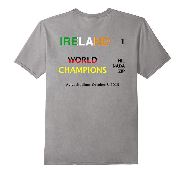 Amazon.com: Ireland Germany Euro 2016 qualifier Commemorative T-Shirt: Clothing
