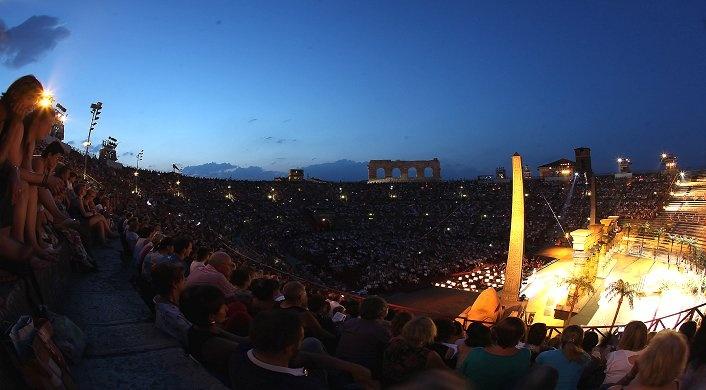 Arena di Verona (Verona Opera Festival) 2013 Centennial