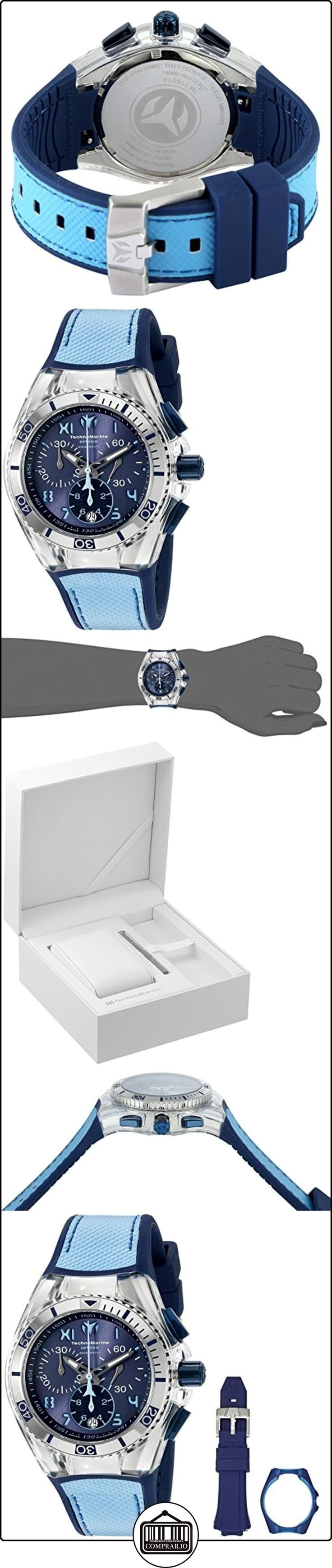 Reloj - TechnoMarine - Para Unisex - TM-115014  ✿ Relojes para hombre - (Lujo) ✿