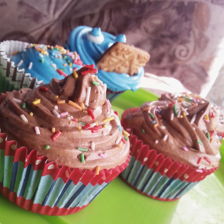Cupcake Terapia: Mi primera receta