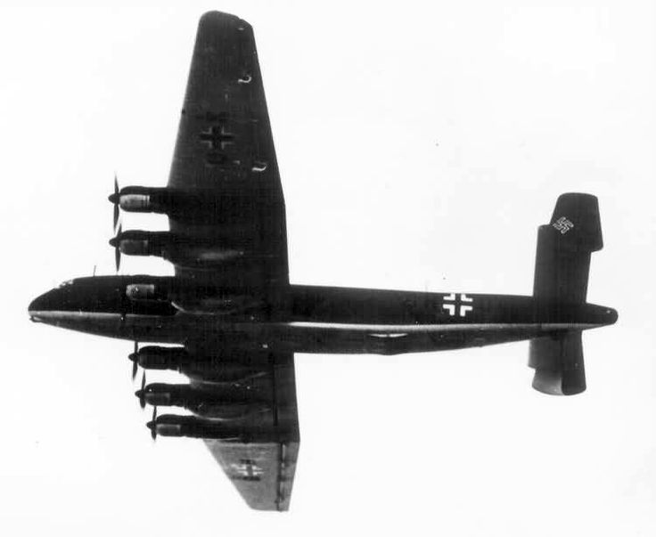 Junkers JU-390 From
