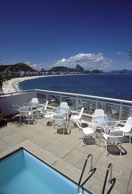 ORLA COPACABANA HOTEL by Ascom Riotur, via Flickr,Rio de Janeiro,Brasil