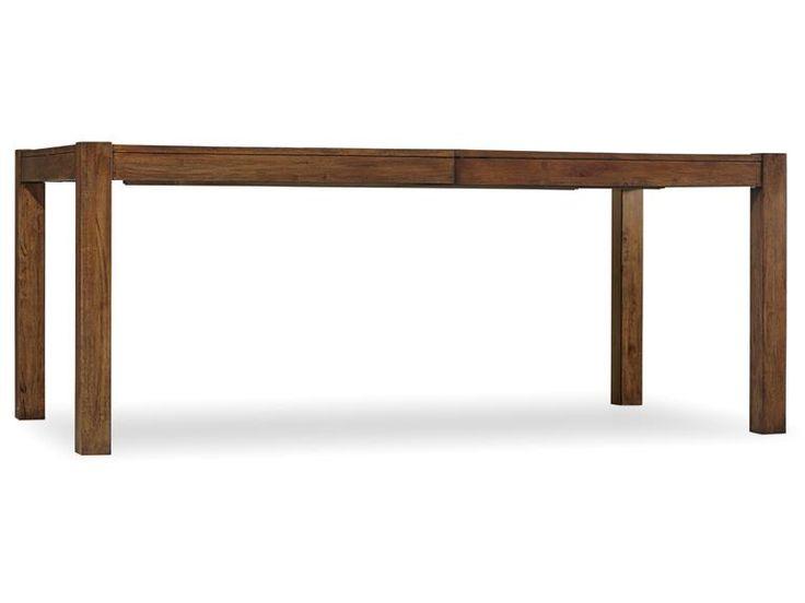 Простой, утонченный дизайн, элегантные ровные линии, великолепная отделка. Модель изготовлена из твердой породы каучука с применением шпона. Стол оснащен одной дополнительной секцией, размером 46 см, которая позволяет увеличивать ширину стола до 239 см и ...             Метки: Кухонный стол, Раздвижной стол, Раскладной стол, Стол трансформер.              Материал: Резина, Дерево.              Бренд: Hooker Furniture.              Стили: Скандинавский и минимализм.              Цвета…