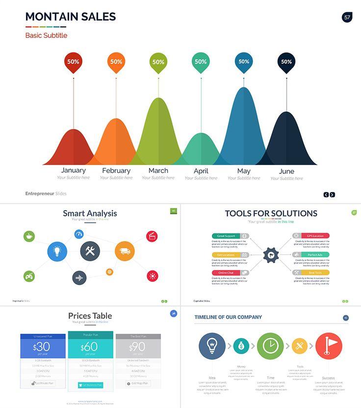 mega empire best powerpoint templates bundle