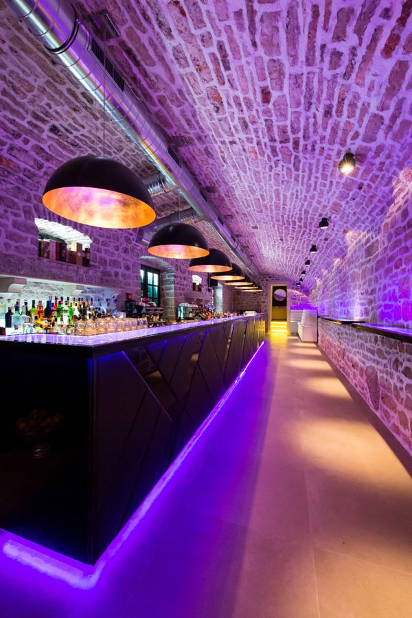 YOLO Bar   Interior And Exterior On Interior Design Served