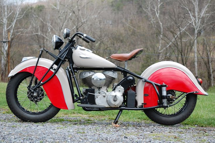 1940 Indian Chief  Too Cool Old School!!