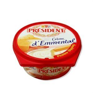 Président Crème d'Emmental cheese