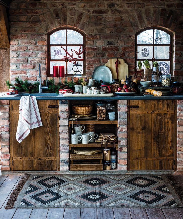 Зимние вдохновения от Home & Cottage | PUFIK. Beautiful Interiors. Online Magazine