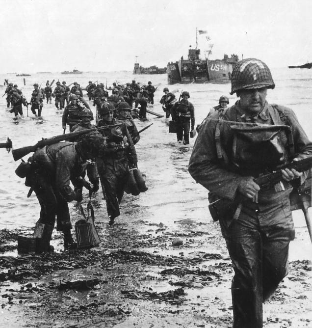 Todo listo en Normandía para el 70 aniversario del Desembarco