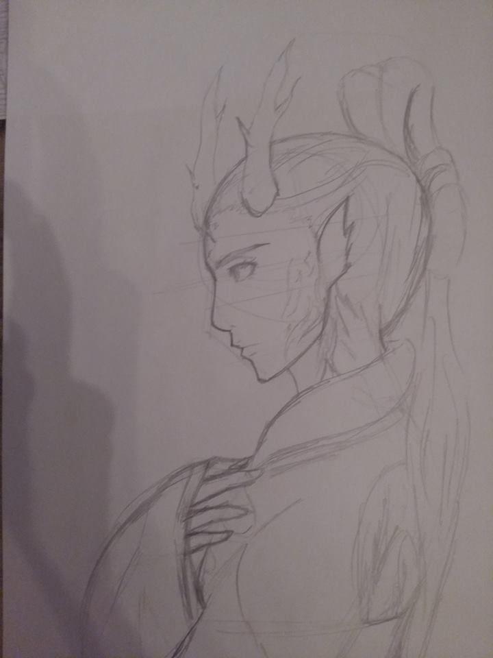 rough sketch 14