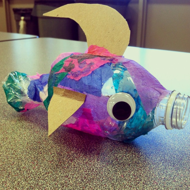 Water Bottle Projects: Water Bottles And