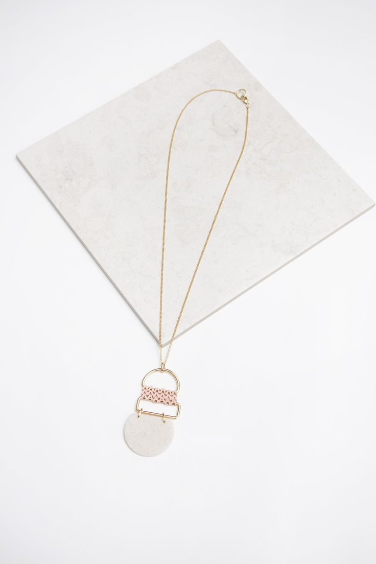 Kiss Goodnight Necklace