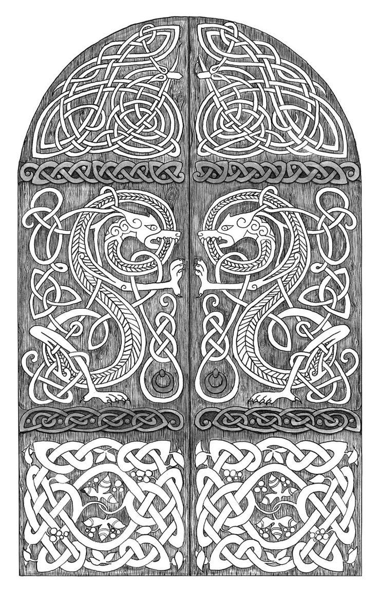 176 Best Celtic Patterns Images On Pinterest Celtic