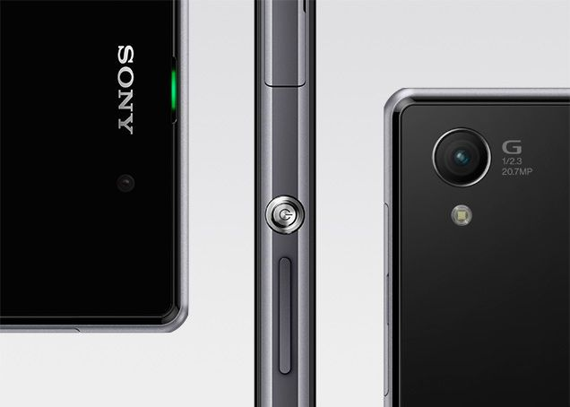 Sony Global - Sony Design | Feature Design | Xperia™ Z1