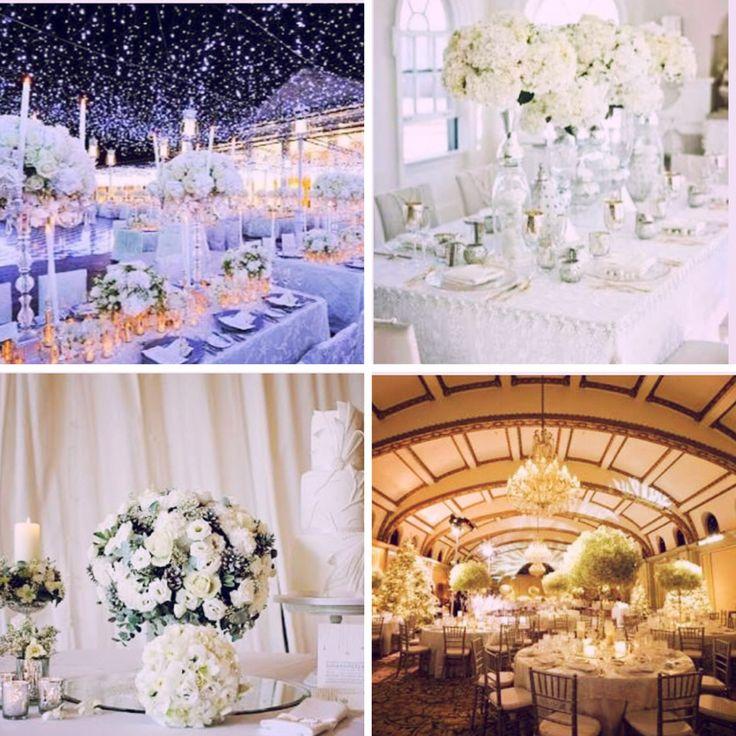 Mevsimlere aldırış etmeyin! Kış mevsiminin tüm güzelliklerini düğününüze yansıtabilirsiniz.