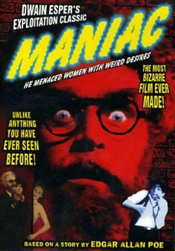 Maniac (1934) Cine bizarro