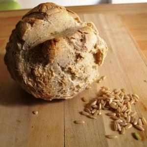 pain de riz express sans gluten