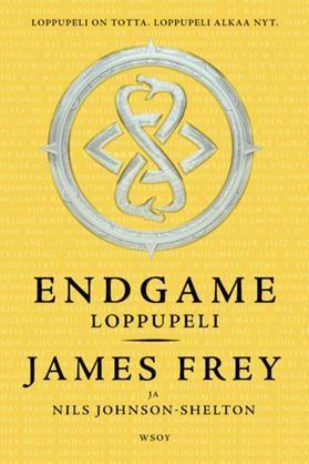#kirja – Endgame - Loppupeli #voita #500000 #loppupeli #endgame #finnishedition