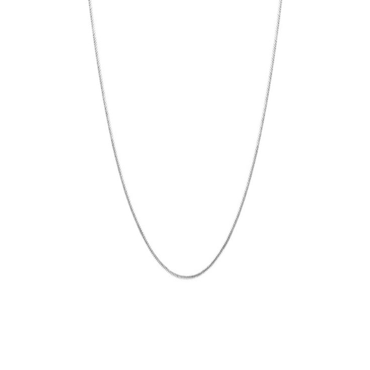 Corrente tipo rabo de rato Prata 925Dimensões aproximadas:Comprimento: 540 cm