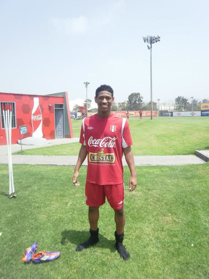 Pin by ClubDeportivoUNMSM on Selección peruana sub20