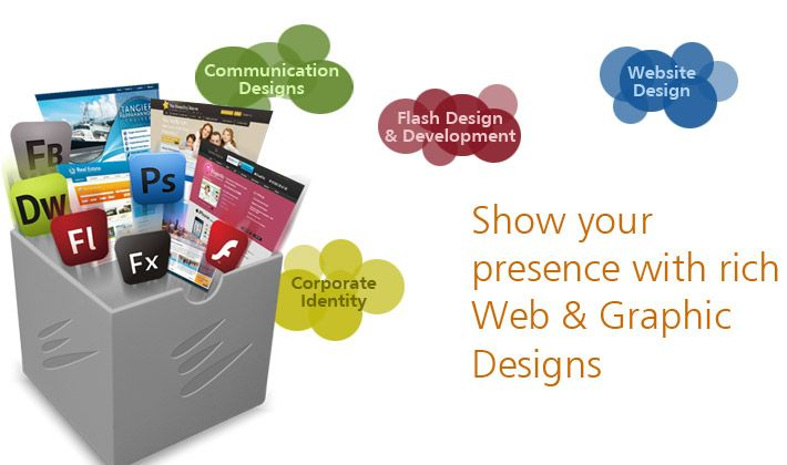How the Web Design Services Help Increasing Online Presence of Websites