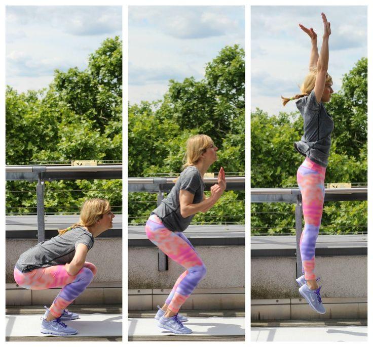 Friss das, Cellulite! 5 Übungen gegen Orangenhaut #workout #bikinibody #yeswecan
