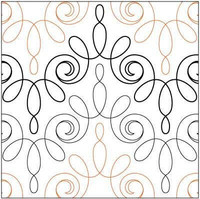 309 best LONGARM PATTERNS images on Pinterest | Longarm quilting ... : paper pantograph quilting patterns - Adamdwight.com