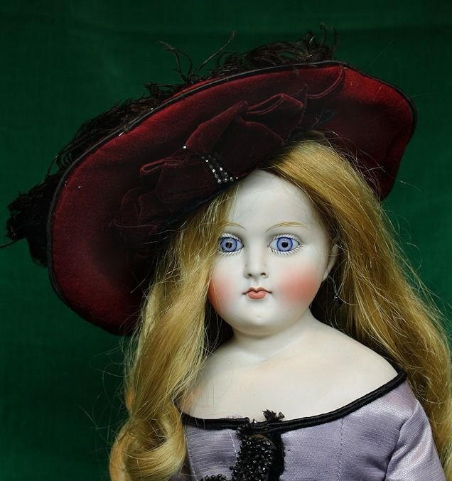 antique victorian dolls - Google Search | The Victorian