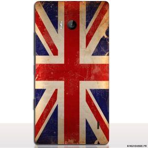 Coque nokia 930 uk - Drapeau Grande Bretagne - Achat 9,95€. #coque #nokia #lumia #930 #uk #drapeau