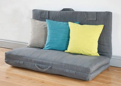 Fold up sofa instead of couch so easy to move home in - Easy to move couch ...