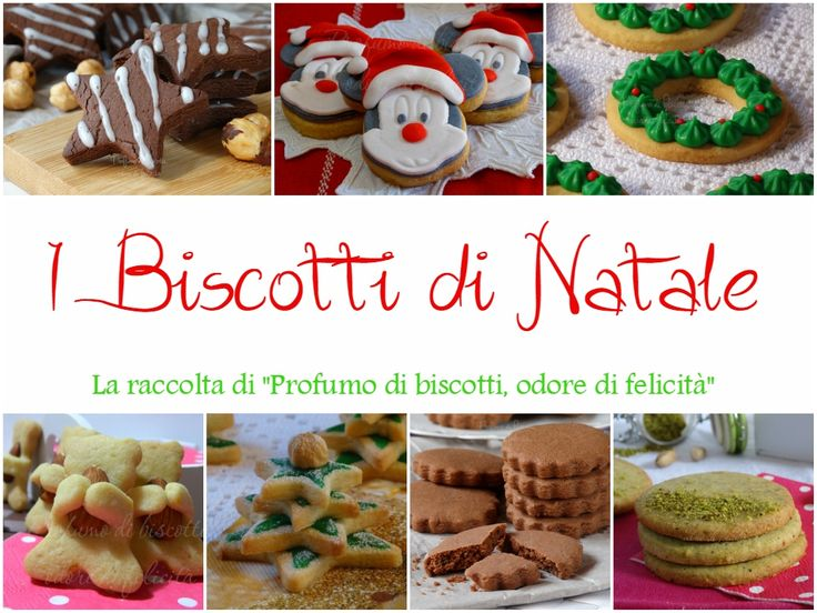 Biscotti di Natale, la mia raccolta