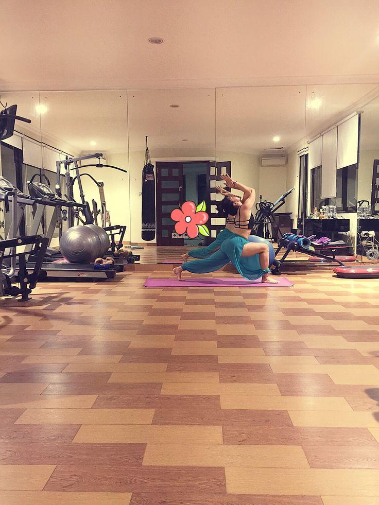 ❤️my yoga pants