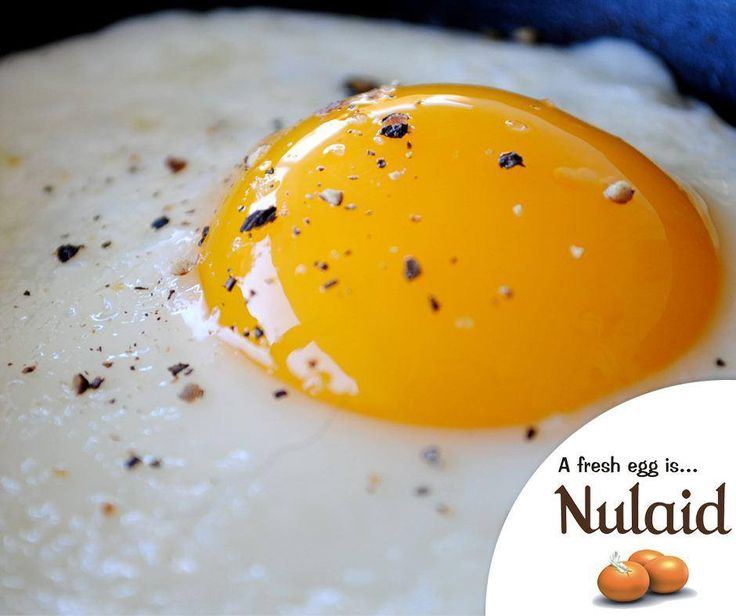Did you know that the choline in egg yolks promotes normal cell activity, liver function and the transportation of nutrients throughout the body. It's also a key in the development of infant's memory functions. #Nulaid #Eggs