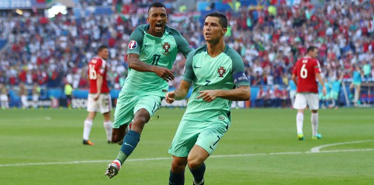 Cristiano Ronaldo is indeed unstoppable and he created history yet again as he became the first ever player to score in four Euro championship finals. The star football player restored Portugal's pride with an incredible back–heel flick against Hungary.