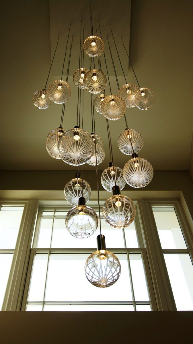 15 Ideas Of Pendant Lights Stairwell: 17 Best Ideas About Contemporary Chandelier On Pinterest
