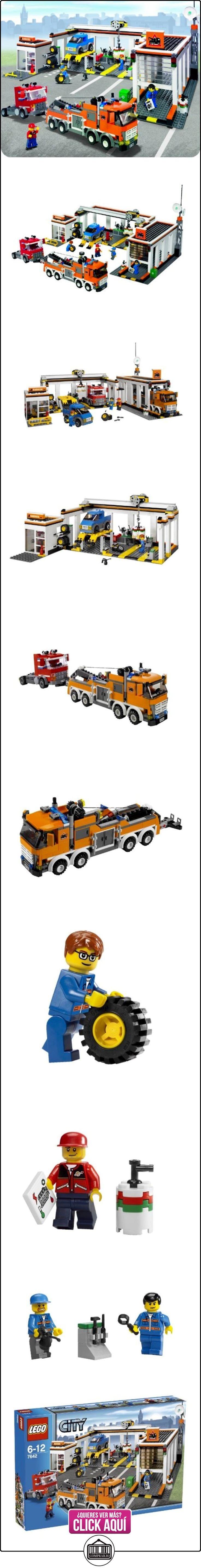 LEGO City 7642 - Taller  ✿ Lego - el surtido más amplio ✿ ▬► Ver oferta: http://comprar.io/goto/B001U3ZMFE