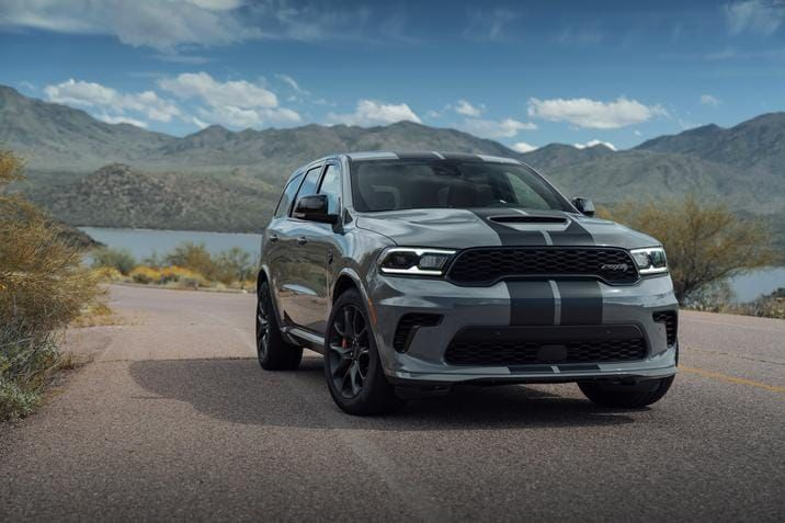 The 2021 Dodge Durango Has Received The Srt Hellcat Treatment With Unprecedented Performance Power Dodge Durango Srt Hellcat Durango Hellcat