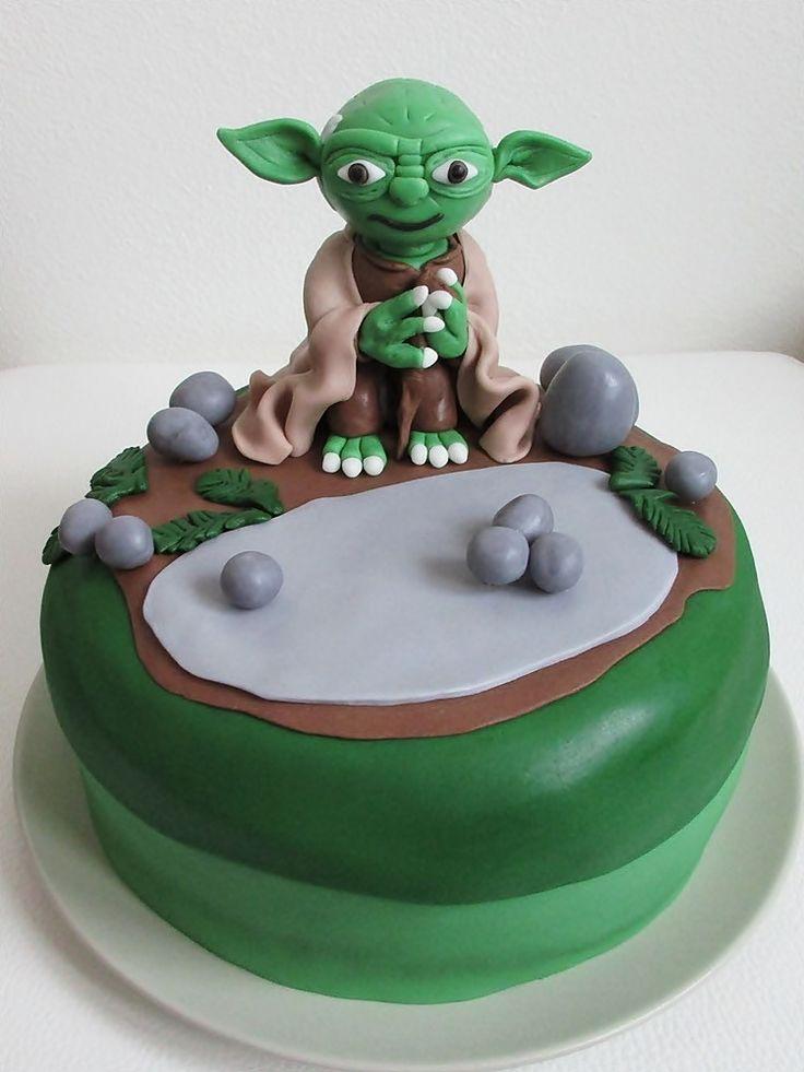 Dort Star Wars - Yoda   Moje mozkovna