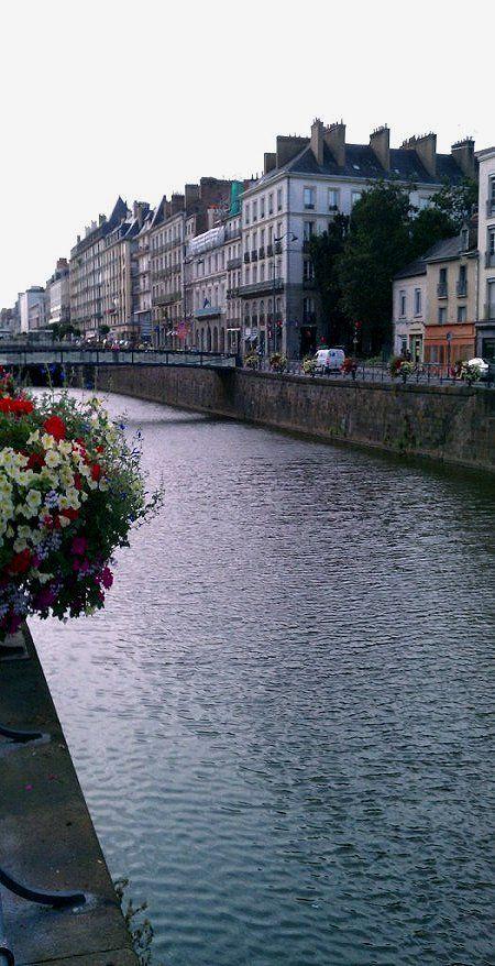 Le Vilaine, près de République, Rennes.