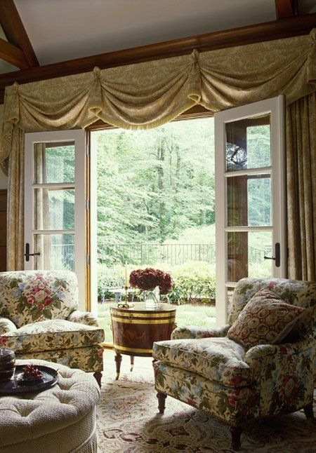 Garden Window Treatment Ideas drapery ideas great curtain ideas for bedroom better home and garden drapery pinterest drapery ideas and curtain ideas Samuel And Sons Passementerie Garden Windowswindow Coveringswindow Treatmentscurtain Ideascurtain