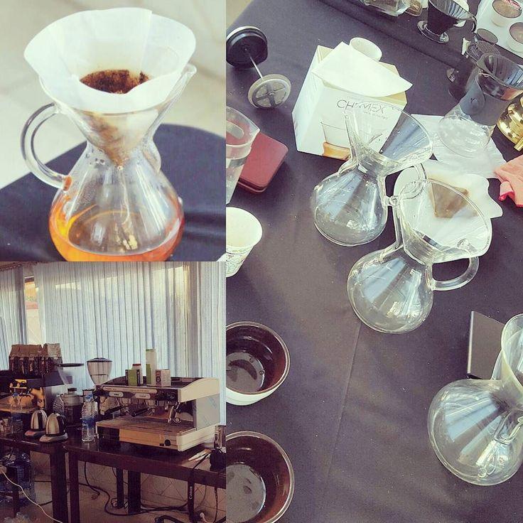 Brewing & Barista courses  #brewing #barista #course #class #coffee #chemex #aeropress #espressomachine #espresso#scae #Tehran #Iran http://ift.tt/1VbgBi2