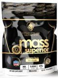 CHALLENGER NUTRITION  MASS SUPERIOR (BEST Mass Gainer). VANILLA  10 Pound /LBS. Best Tasting WITH 1000 calories per serving