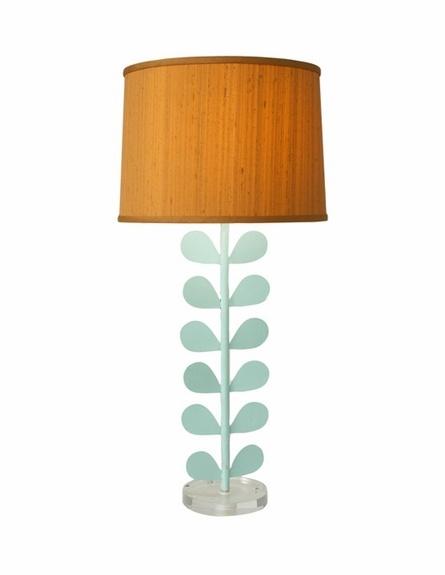 Such a cute lamp!