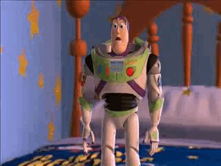 Or maybe Buzz getting a little excited over Jessie in Toy Story